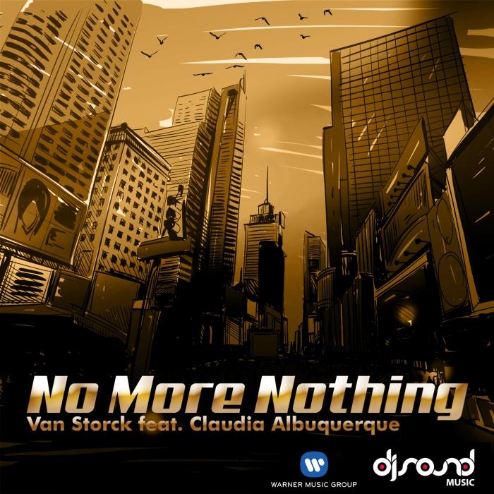 No More Nothing by Van Storck feat Claudia Albuquerque