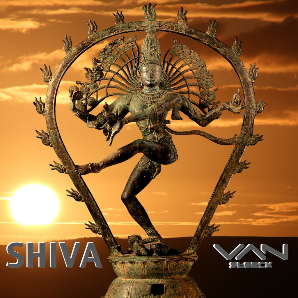 """In pursuit of more psychedelic sounds, Van Storck produced """"Shiva,"""" which has striking melodies, minimalist touches, and influences from Deep and Tech House"""